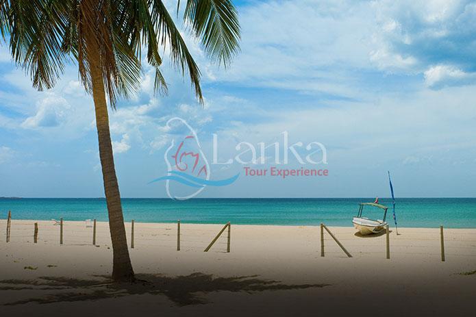 Nilaveli beach Trincomalee Sri Lanka